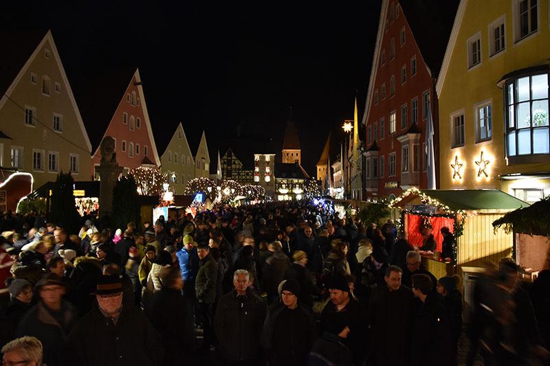 Berching Weihnachtsmarkt